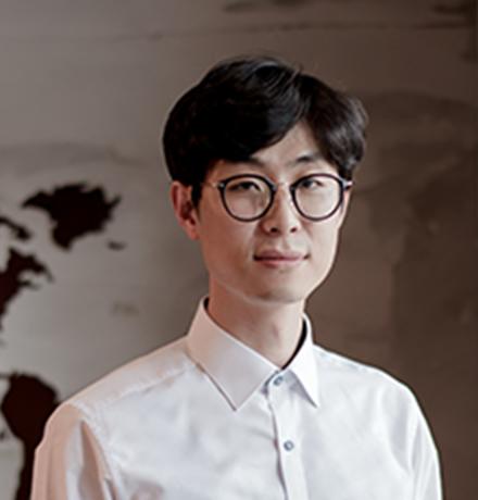 ICO tem member Henry Kim