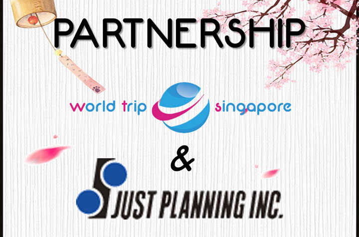 World Trip Singapore Partners With Restaurant Service Provider Justplanning