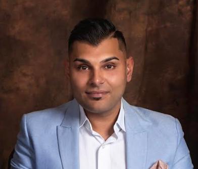 ICO tem member Manraj Rai