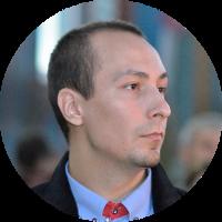 ICO tem member Victor Chiriac