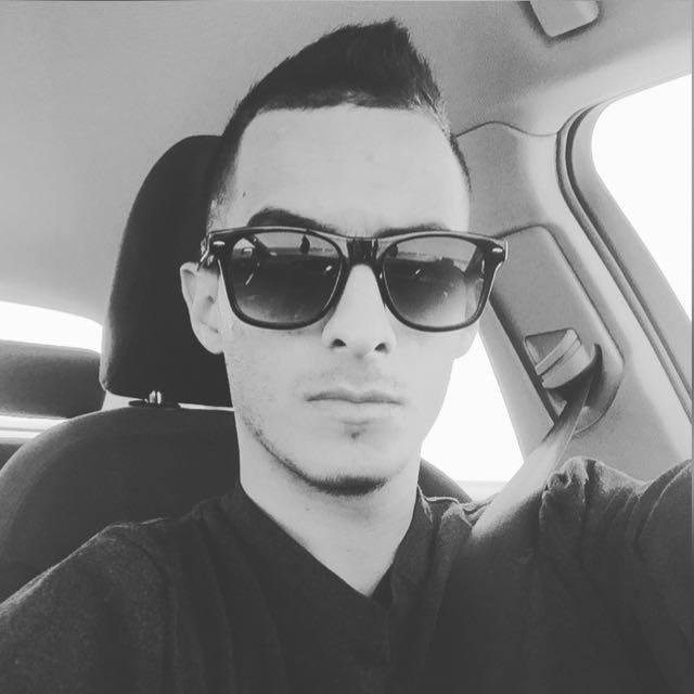 ICO tem member Fahd El Haraka
