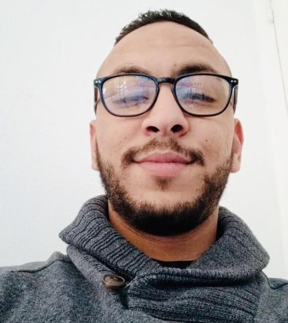 ICO tem member Salah Essalek