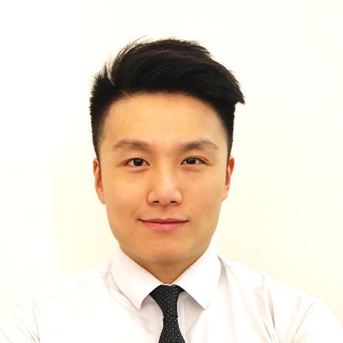 ICO tem member Sze Kin Hing (Jason Sze)