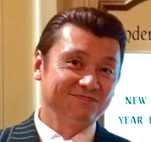 ICO tem member Kazuya Aoyama