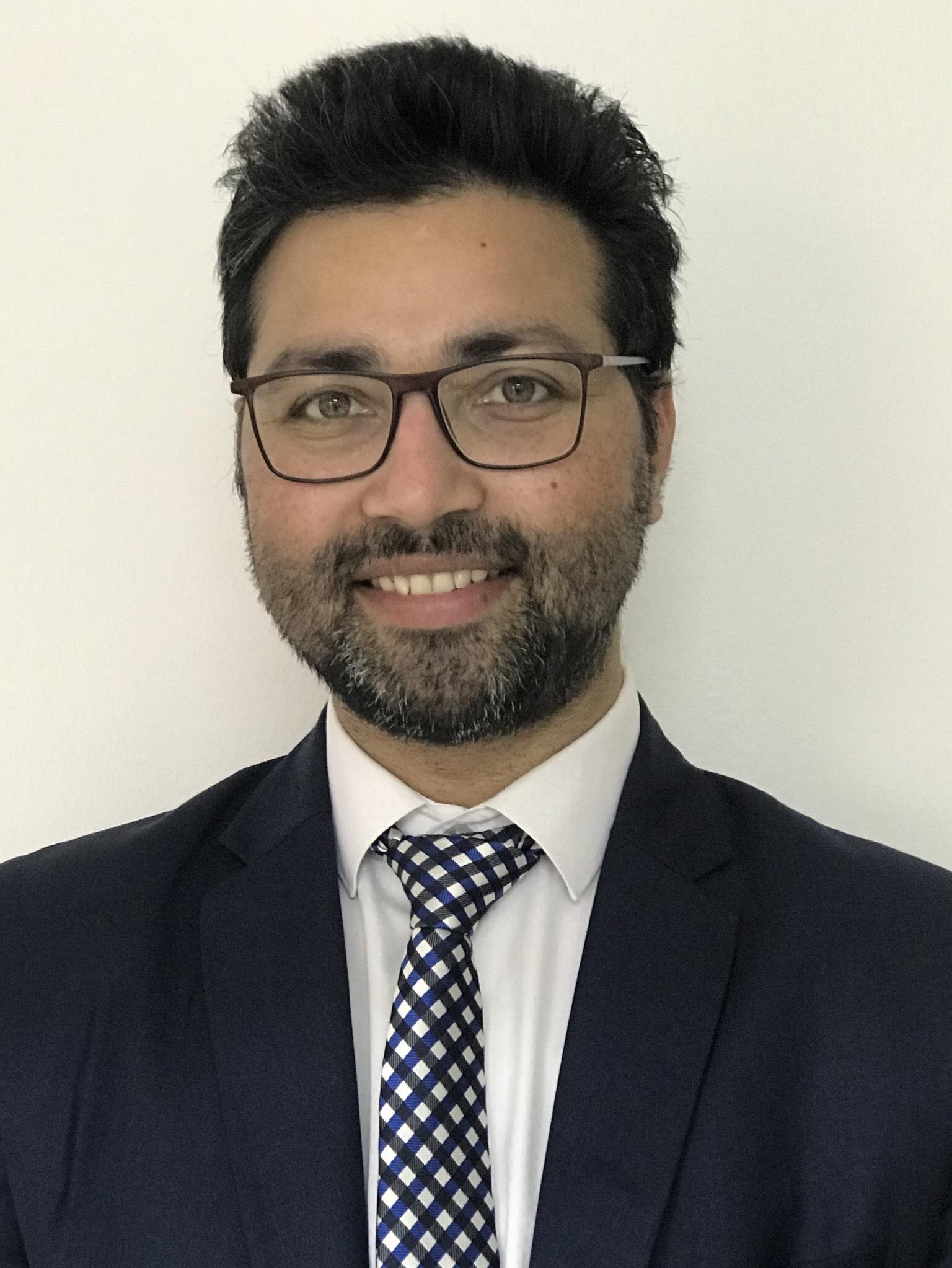 ICO tem member Naviin Kapoor