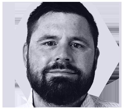 ICO tem member Max Gravitt