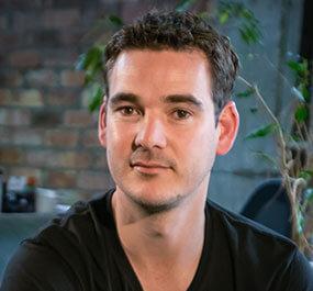 ICO tem member James van Zyl