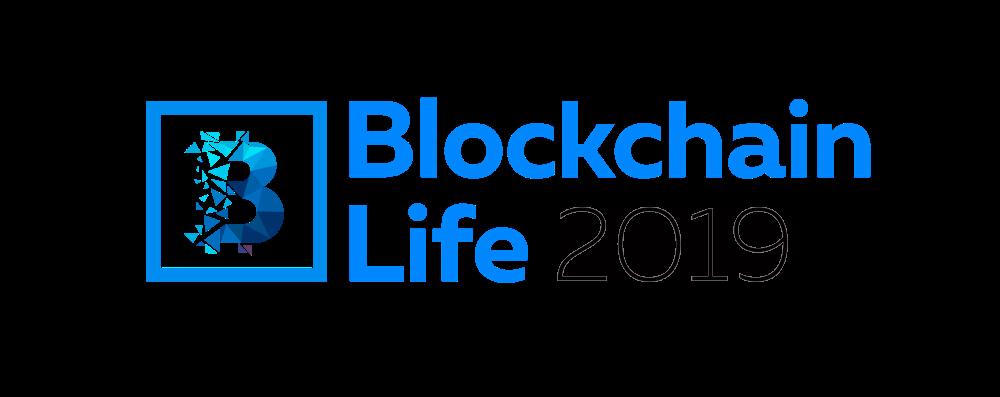 Logo of Blockchain Life 2019