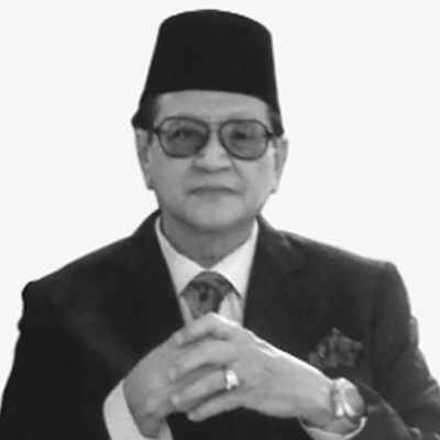 ICO tem member Tengku Sri Paduka Raja