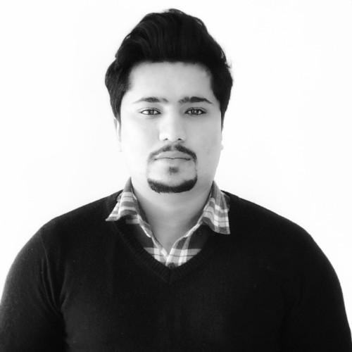 ICO tem member Hamza Khan