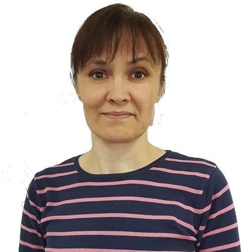 ICO tem member Olga Sokolkina