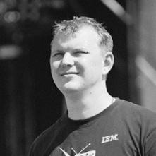 ICO tem member Nik Fedorovskikh
