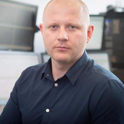 ICO tem member Tomasz Rozmus