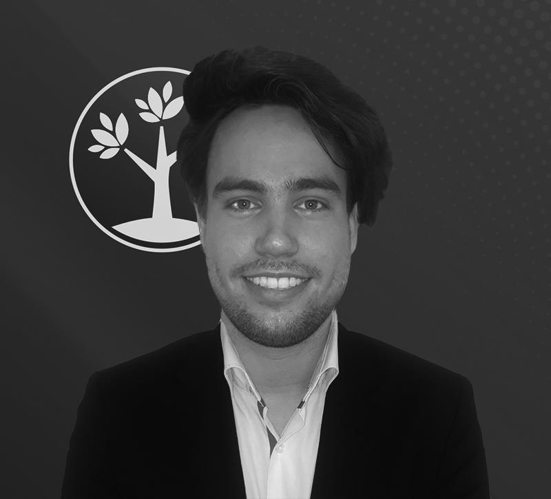 ICO tem member Alex van der Wal