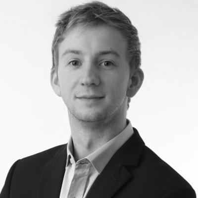 ICO tem member Hannes Klobe