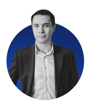 ICO tem member Dmitrii Kotegov