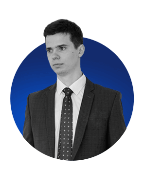 ICO tem member Artem Pereshitov