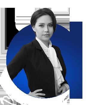 ICO tem member Elizaveta Babkina