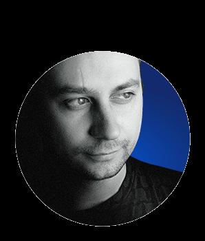 ICO tem member Pavel Almazov