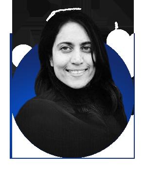ICO tem member Neha Mehta