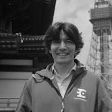 ICO tem member Yoji Kishi