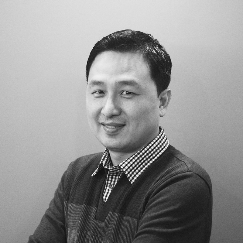 ICO tem member Kyle Kim