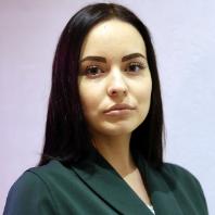 ICO tem member Elena Sheromova