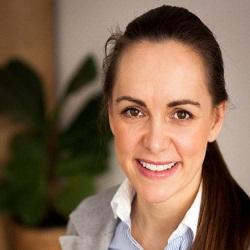 ICO tem member Klara Hluzova