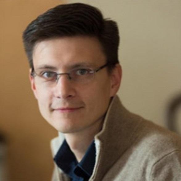 ICO tem member Igor Atroshchenko