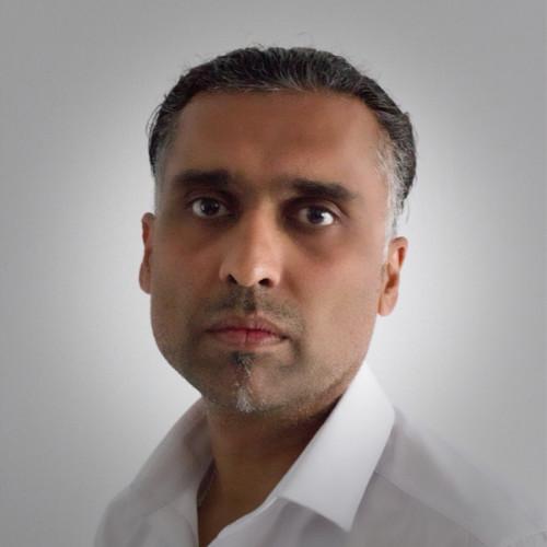 ICO tem member Hitesh Patel