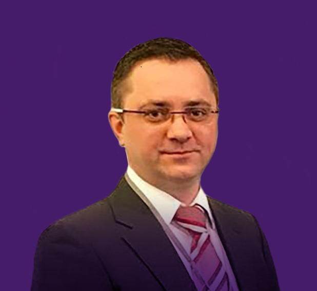 ICO tem member Artem Mrozek