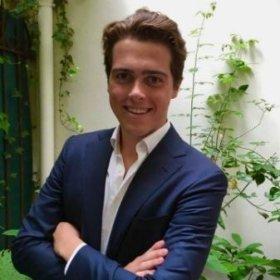 ICO tem member Alexis de BERNEDE