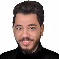 ICO tem member Mahmoud Ramadan