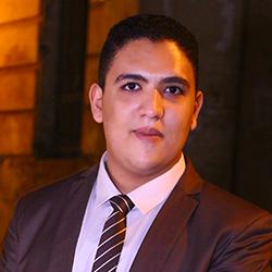 ICO tem member Islam Khairy