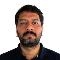 ICO tem member Diwakar Vikram Singh