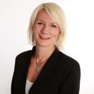ICO tem member Rebecca Trubac