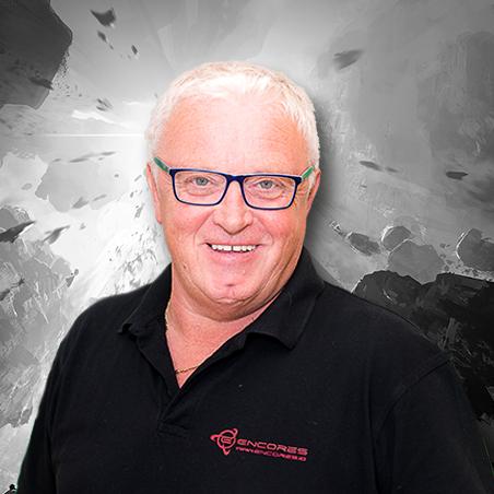 ICO tem member Helmut Hammer