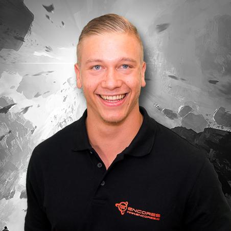 ICO tem member Eric Veszely