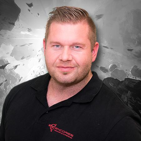 ICO tem member Andreas Eckhart