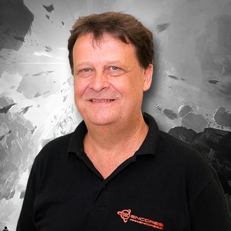 ICO tem member Christian Riegler