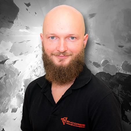 ICO tem member ALBERT LUNTSCH