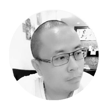 ICO tem member Laurence Zhang