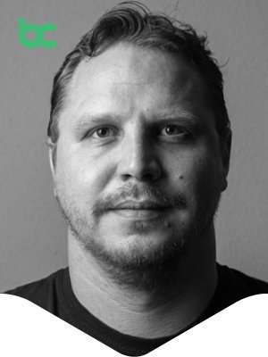 ICO tem member Lukas van der Zee