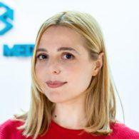 ICO tem member Serena Spada