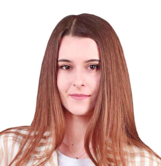 ICO tem member Valeriia Konstantinova