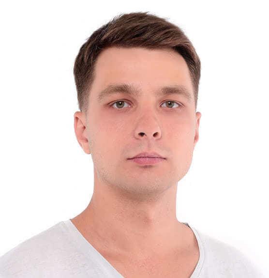 ICO tem member Artyom Polyakoff