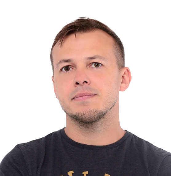 ICO tem member Sergiy Zhemeytsev