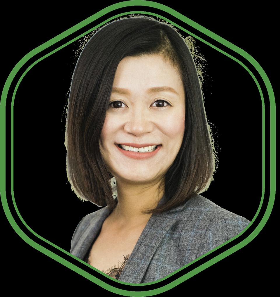 ICO tem member Vanessa Tang