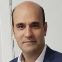 ICO tem member Hamid Ostad