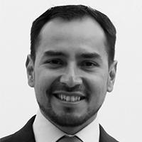 ICO tem member Ramiro Bravo